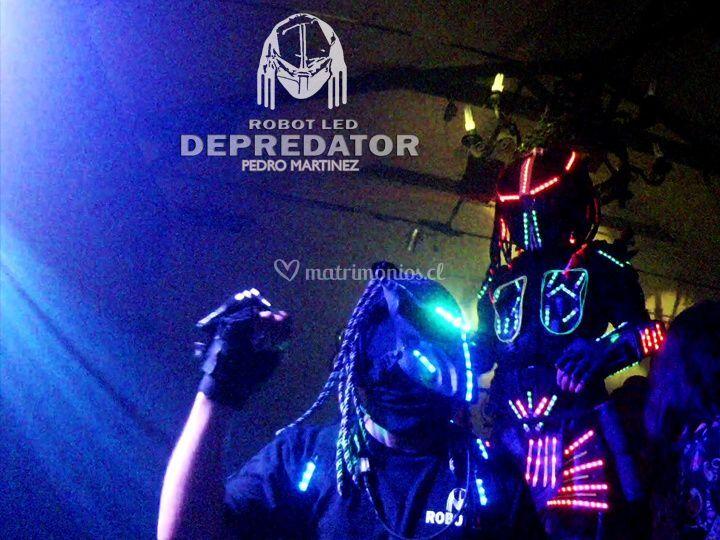 Staff depredator