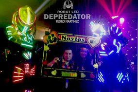 Peyuko DJ - Robot LED