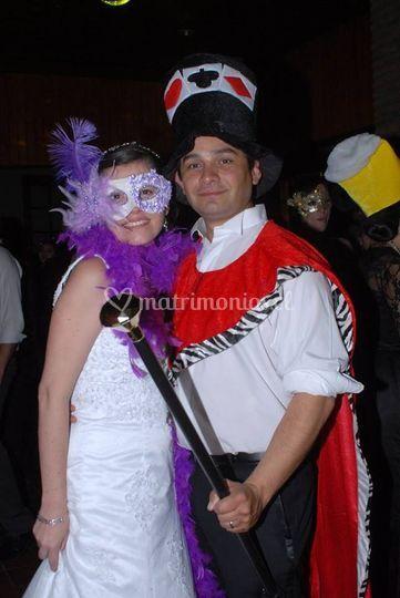 Cotillón Mardi Gras