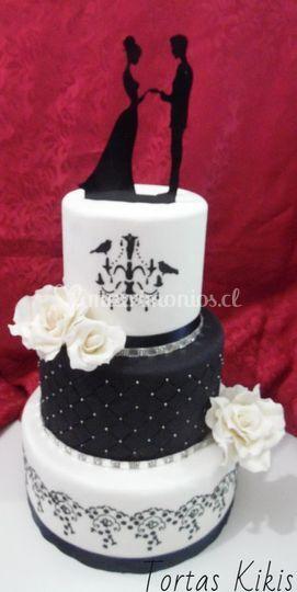 Torta elegante