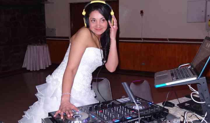 La novia dj