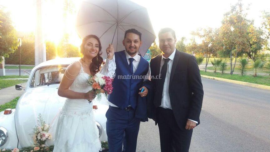 Nadia y Eduardo