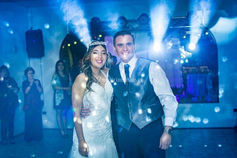 Camila y Cristian