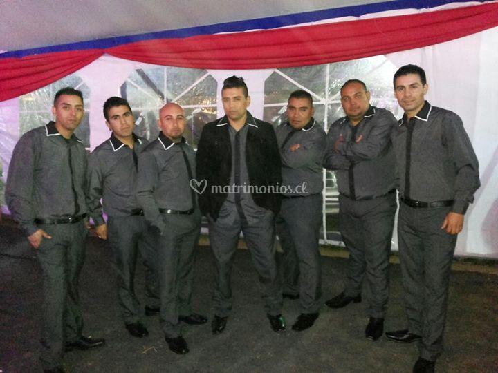 Grupo completo