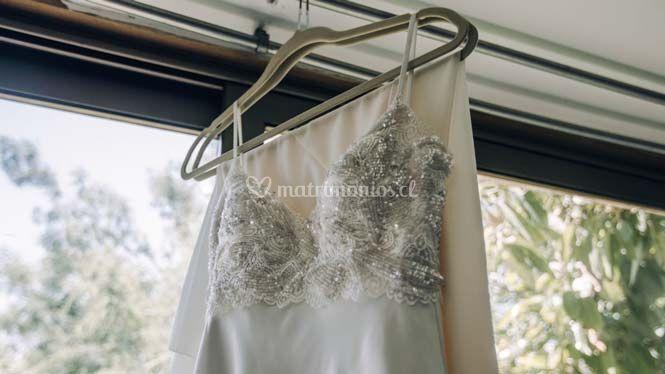 bf60db4aa3 Entre Vestidos Usados Vestido usado Fran Larraín