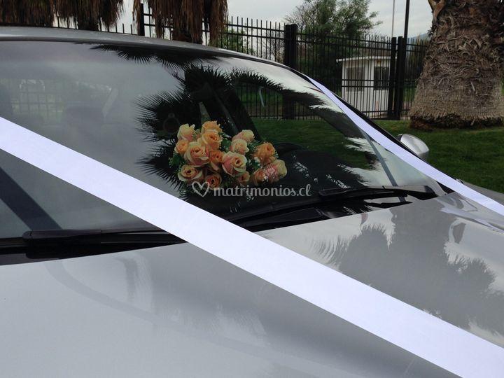 Deytalle de BMW