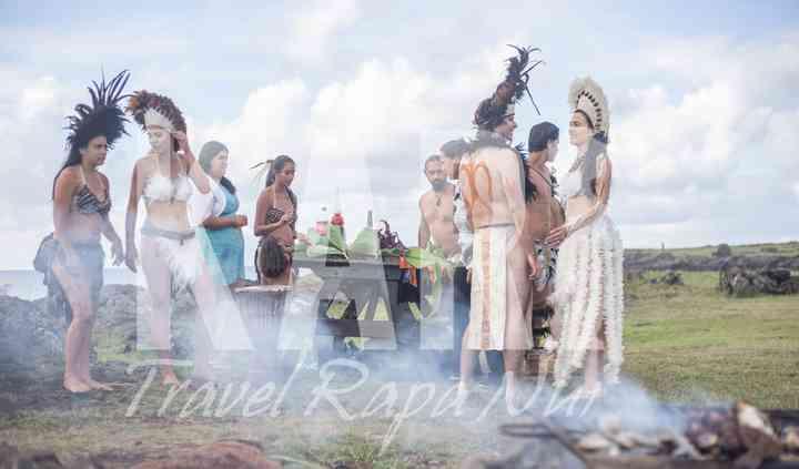 Curanto ceremonial