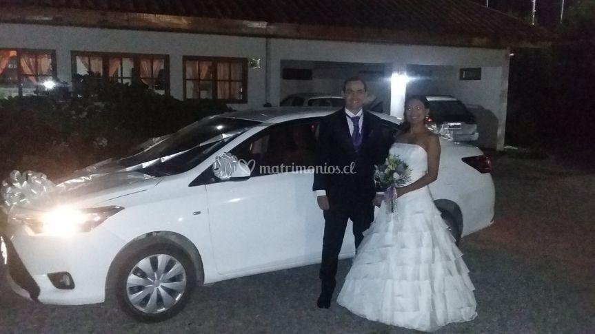 Matrimonio Gusta y Graciela
