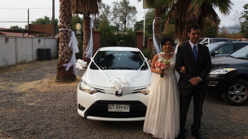 Matrimonio Enrique y Pilar