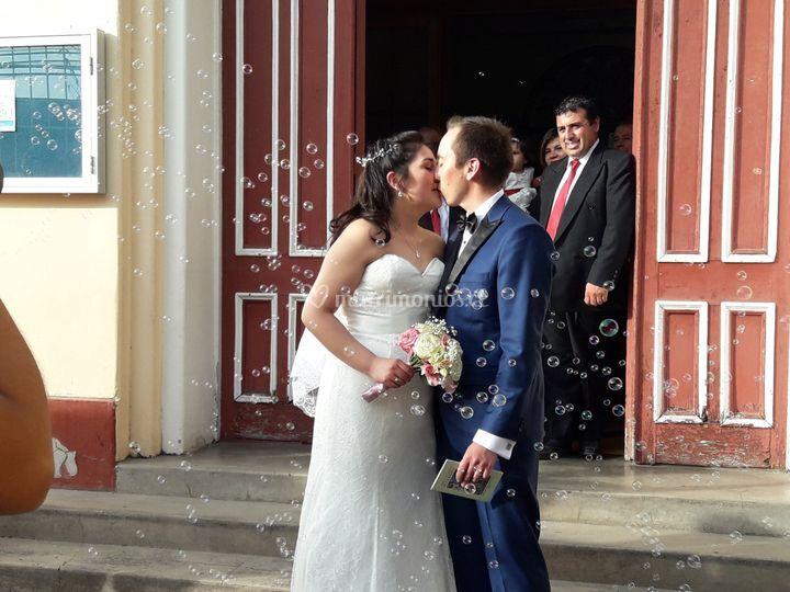 Matrimonio Hans y Cristina