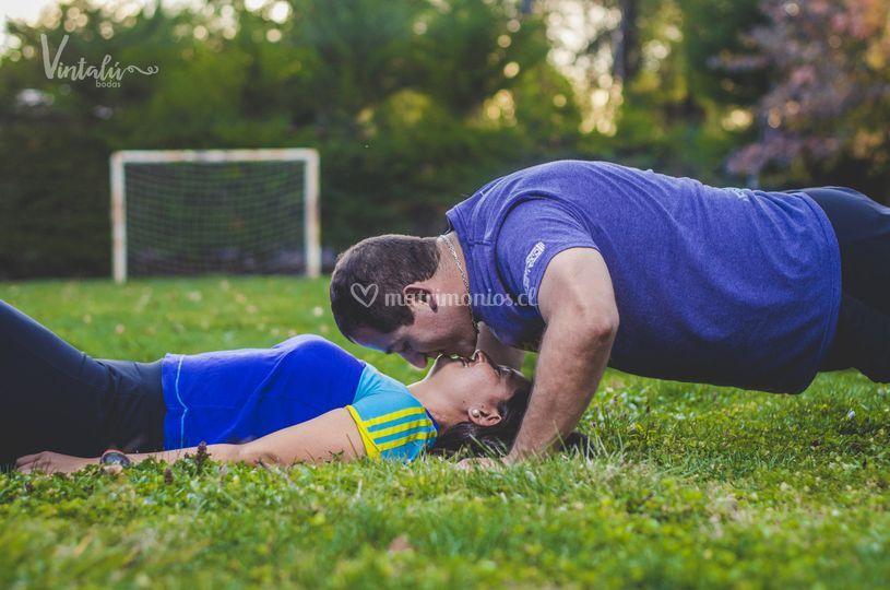 Amor deportista