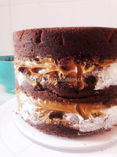 Torta de bizcocho