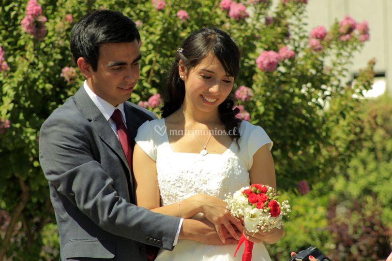Priscila y Samuel