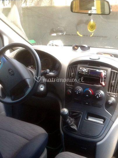 Minibus equipado
