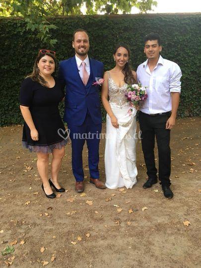 Matrimonio la Compañia