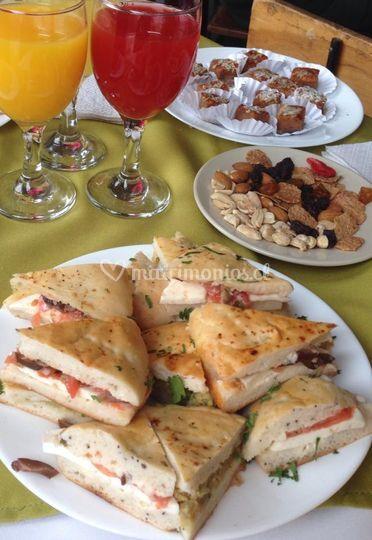 Banquete en Ovalle