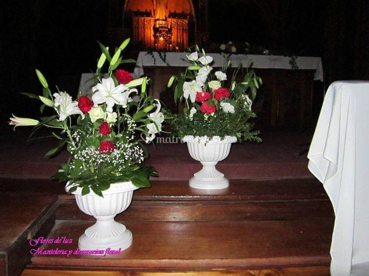 Ornamentación de iglesia