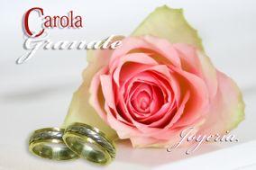 Joyería Carola Granate
