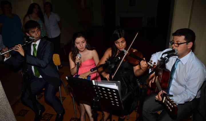 Cuarteto Harmonie