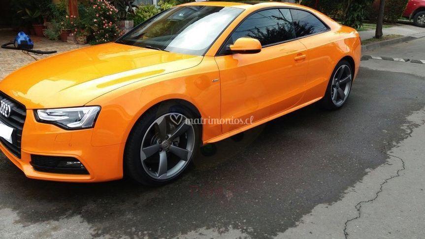 Audi A5 Exclusive SLine