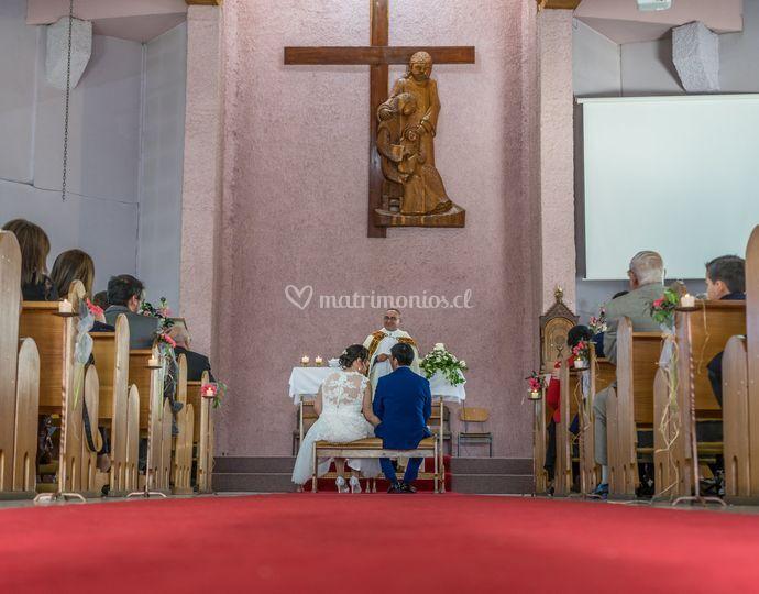 Matrimonio ana y marcelo