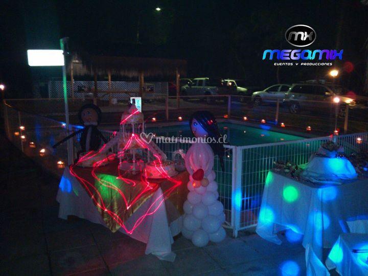 Eventos Megamix