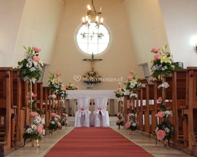 Nuestra decoración Iglesia