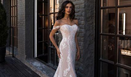 Alberto George & Juliet Bridal 1