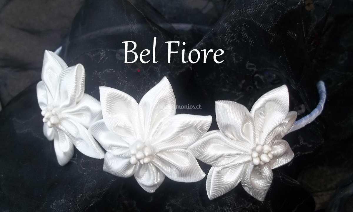 Cintillo novia o paje de Bel Fiore  a12e8cd04213