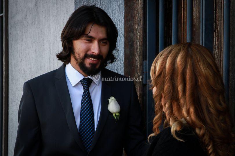 Andrea y Fernando