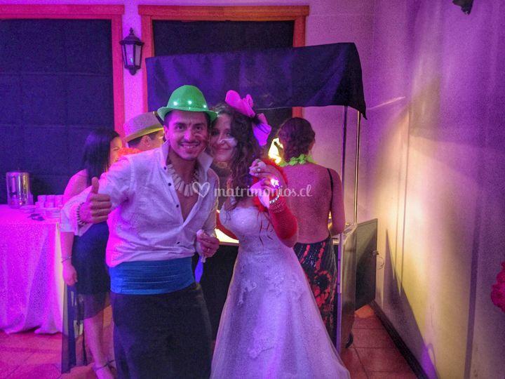 Matrimonio Miranda - Contreras