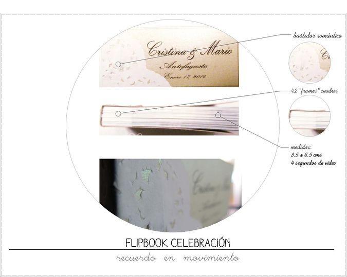 Flipbook celebración