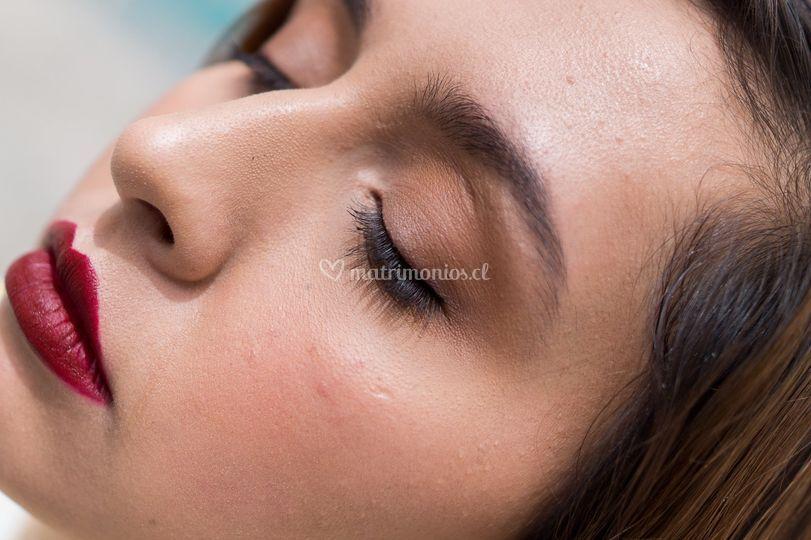 Labios intensos