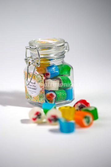 Caramelos artesanales