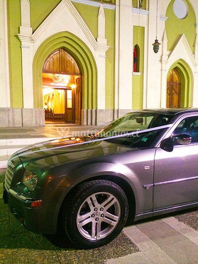 Chrysler frente
