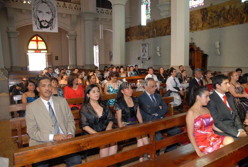 Iglesia Los Andes
