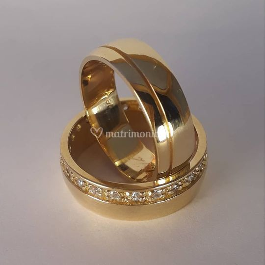 Oro amarillo 5,5 mm