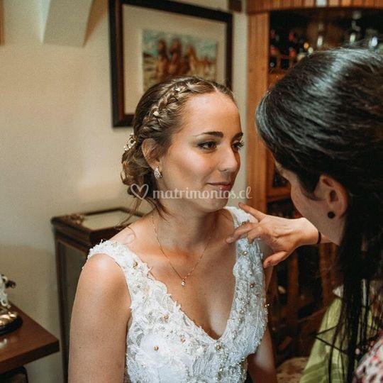 En proceso novia claudia
