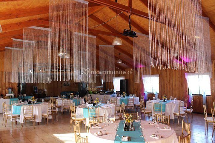 Decoración Iglesias Valdivia