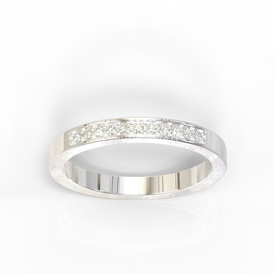 Moon 18k Diamantes