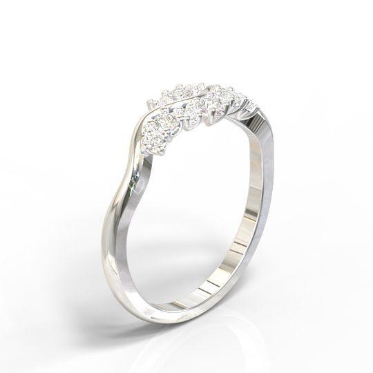 Reelsy 18k diamantes