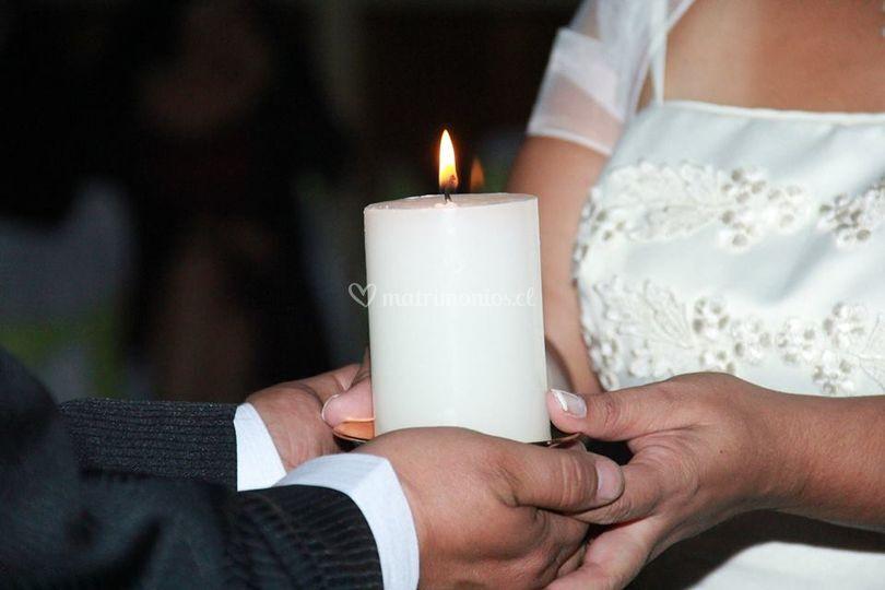 Ceremonia de la luz