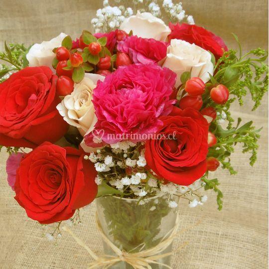 Florero de encanto