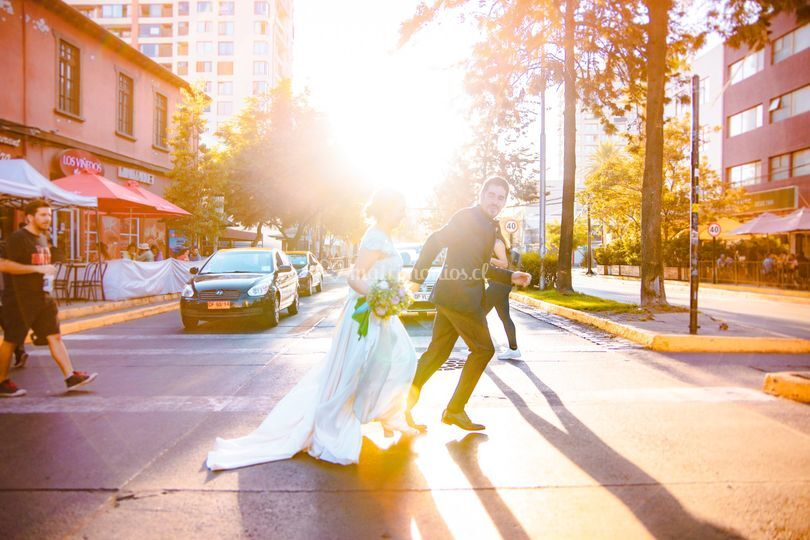 Matrimonio Santiago