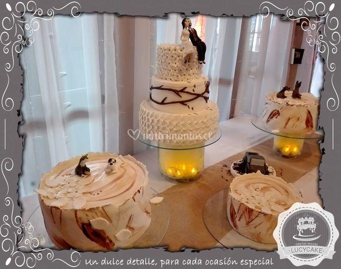 Torta personalizadas