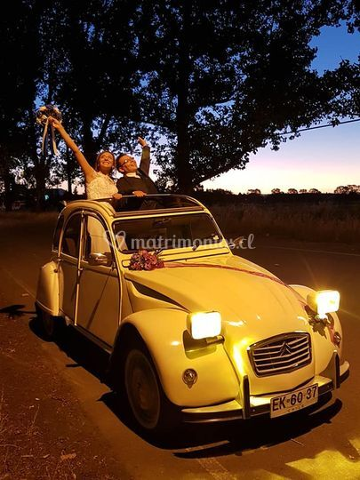 Matrimonio en Osorno.