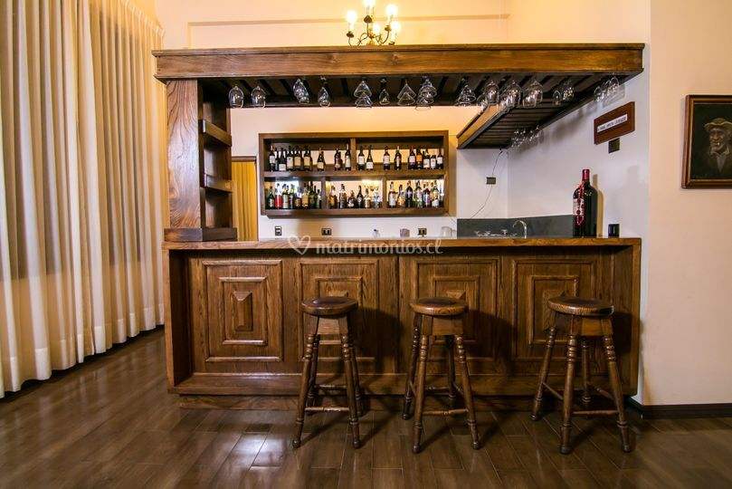 Nuevo bar salón socios