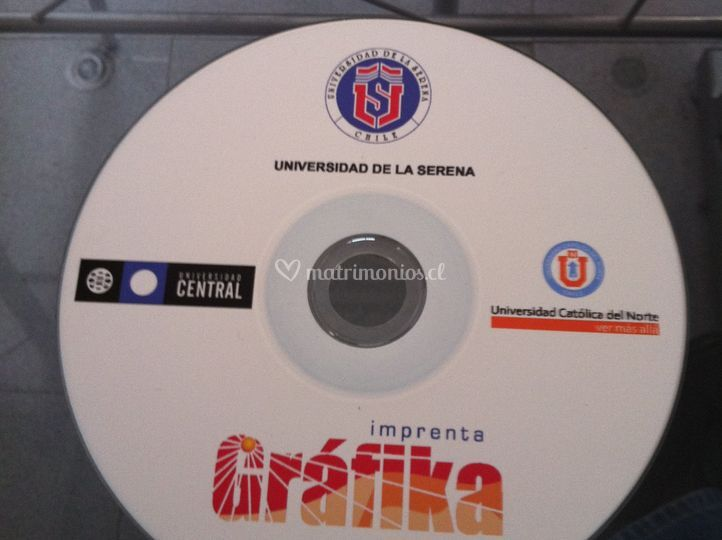 De su sello a ese CD