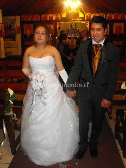 Jorge y Barbara