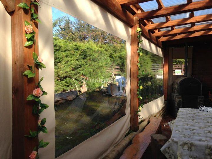 Para jardines